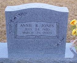 Annie Bell Jones