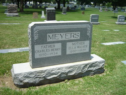 Ella <i>Walker</i> Meyers