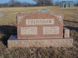 Bertha Ellen <i>Guthrie</i> Crenshaw