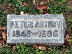 Peter Antony
