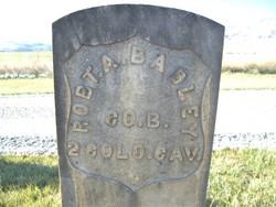 Robert Arthur Badley