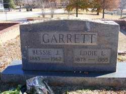 Bessie Jane <i>Upshaw</i> Garrett