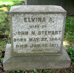 Elvira A <i>Roebling</i> Stewart