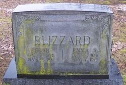 Emma Eliza <i>Simmons</i> Blizzard