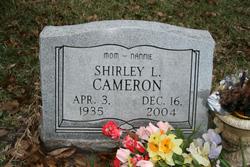 Shirley Nannie <i>Littlefield</i> Cameron
