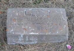 Samuel E Armstrong