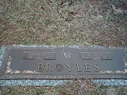 Herman S Broyles