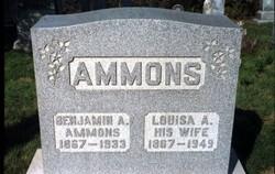 Louisa A. <i>Tennant</i> Ammons