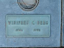 Winifred <i>Carr</i> Berg
