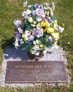 Richard Lee Shorty Wyatt