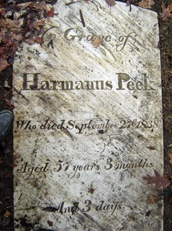 Harmanus Peek