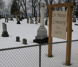 Saint Marys Cemetery (near Cleveland)
