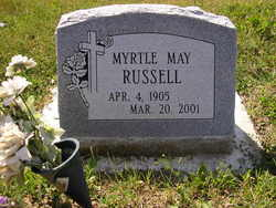 Myrtle May <i>Jared</i> Russell