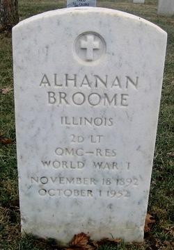 Alhanan Broome, Jr