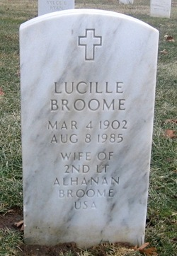 Lucille Broome