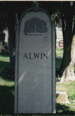 Evelyn <i>Lehmann</i> Alwin
