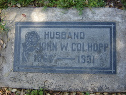 John W Colhopp