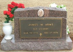 James M Arms