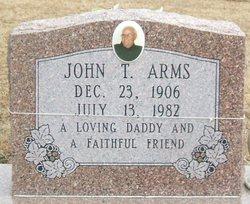 John T Arms