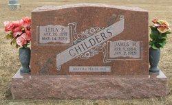 James Monroe Childers