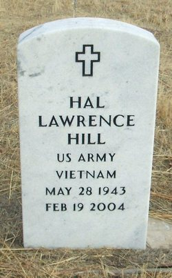 Hal Lawrence Hill