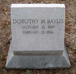 Dorothy <i>Hancock</i> Baylis