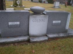 Sarah <i>Buckley</i> Golding