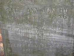 George Edward Ackley