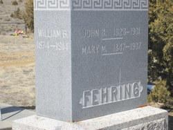 John B Fehring