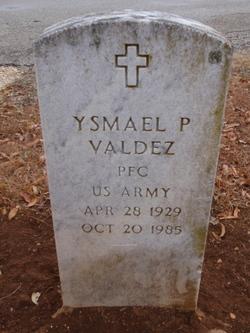 Ysmael P. Valdez