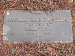 Thomas Keith Edwards