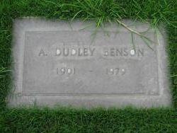 A. Dudley Benson