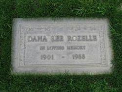 Dana lee Gertrude <i>Norris</i> Rozelle