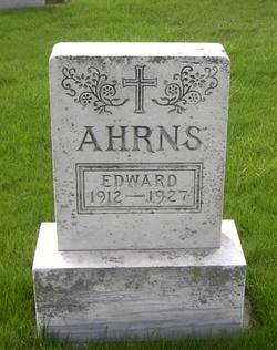Edward Ahrns