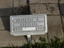 Jeanette M. Laguerre