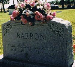 William Oscar Bill Barron