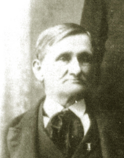 Pvt Willard E. Thayer
