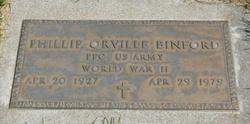 Phillip Orville Binford