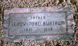 Leroy Tobe Burtrum