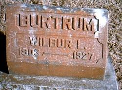 Wilbur Lovic Burtrum