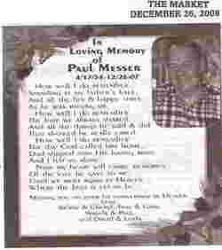 Paul Messer