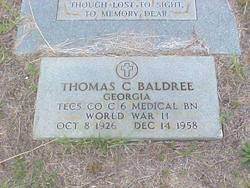 Thomas Cranford Baldree