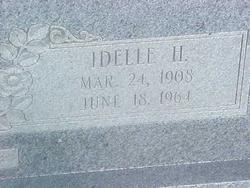 Idelle <i>Hancock</i> Baldree