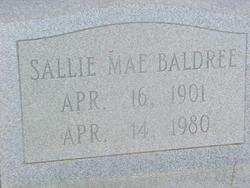Sallie Mae Baldree