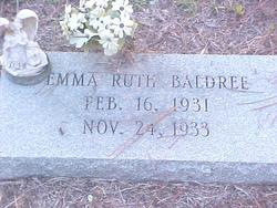 Emma Ruth Baldree