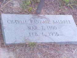 Charlie Randall Baldree