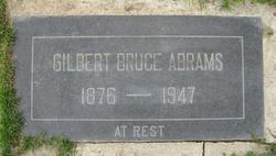 Gilbert Bruce Abrams