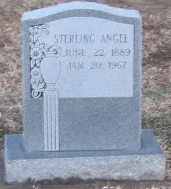 Sterling A Angel
