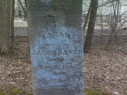 Sarah Catherine <i>Hower</i> Baker