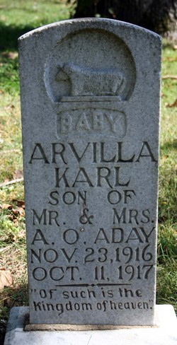 Arvilla Karl Aday